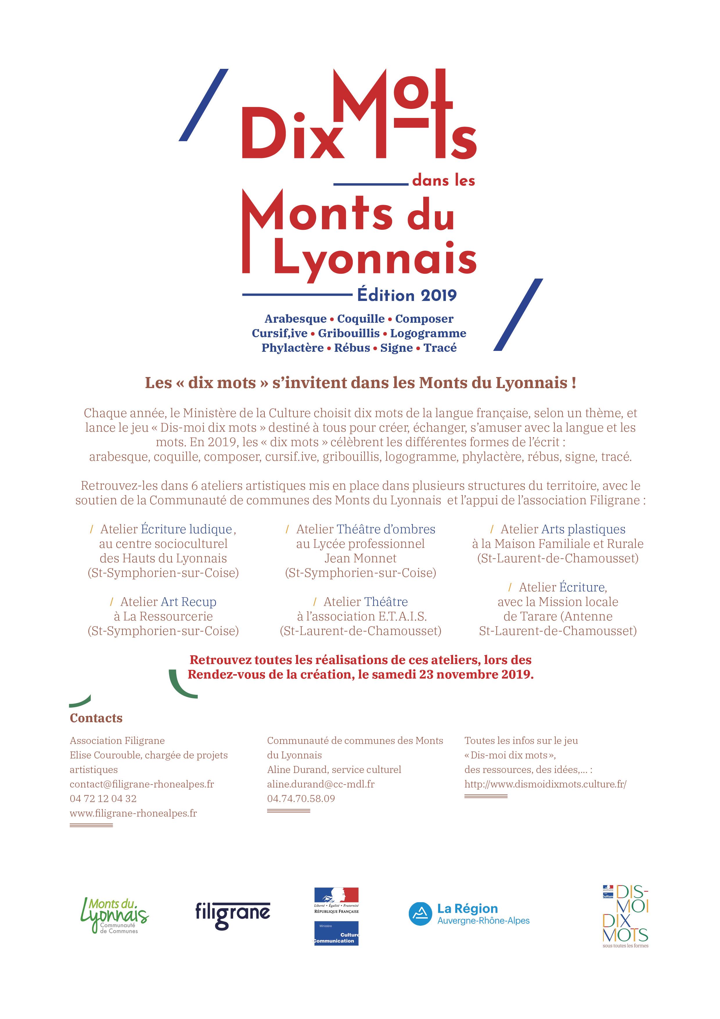 Monts du Lyonnais 2019 VD